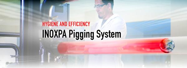 PIGGING SYSTEM, máxima higiene y eficacia