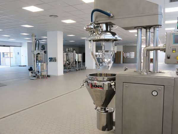 En funcionamiento la nueva planta piloto de INOXPA