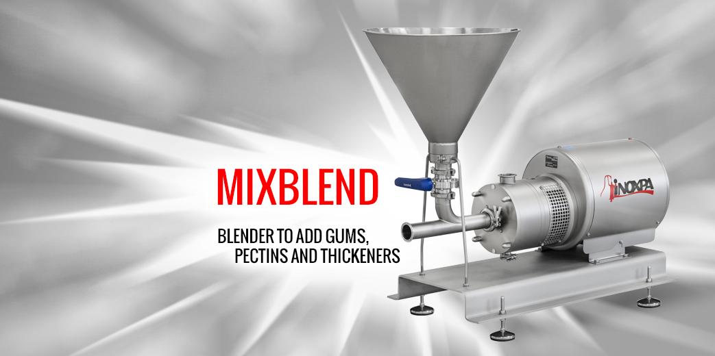 Nuevo mezclador MIXBLEND