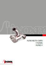 Filtro recto  corto / Y filters / Filtres Y