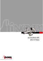 Accesorios BPE  / BPE fittings