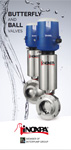 BUTTERFLY AND BALL VALVES
