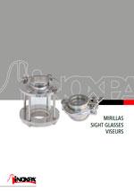 Catálogo de dimensiones: Mirillas