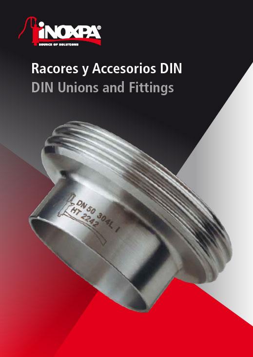 Catálogo: Racores y Accesorios DIN