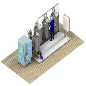 Miniplanta Elaboración Productos Lácteos