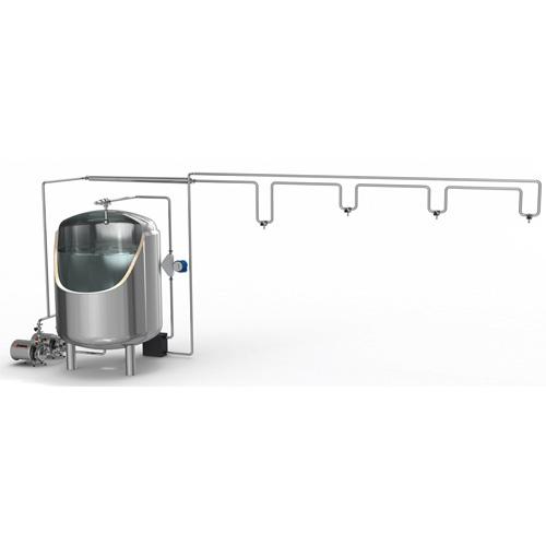 Lazo de Agua Purificada (PW) y Agua para Inyección (WFI)